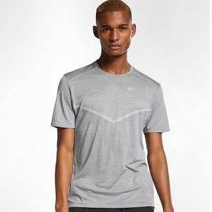 Nike Tech Knit Ultra Running Short Sleeve Top